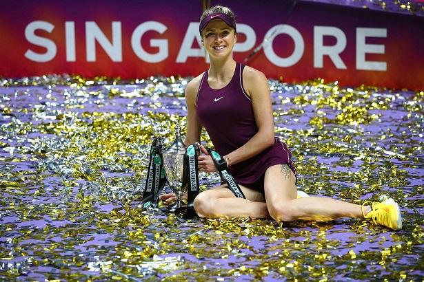 Свитолина Сингапур победа