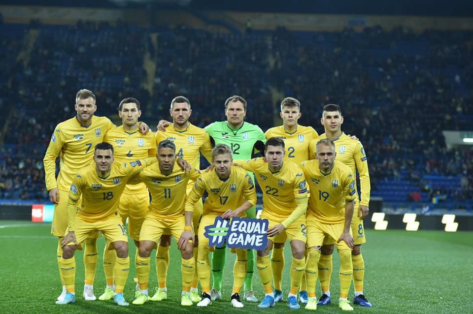 Украина Литва состав