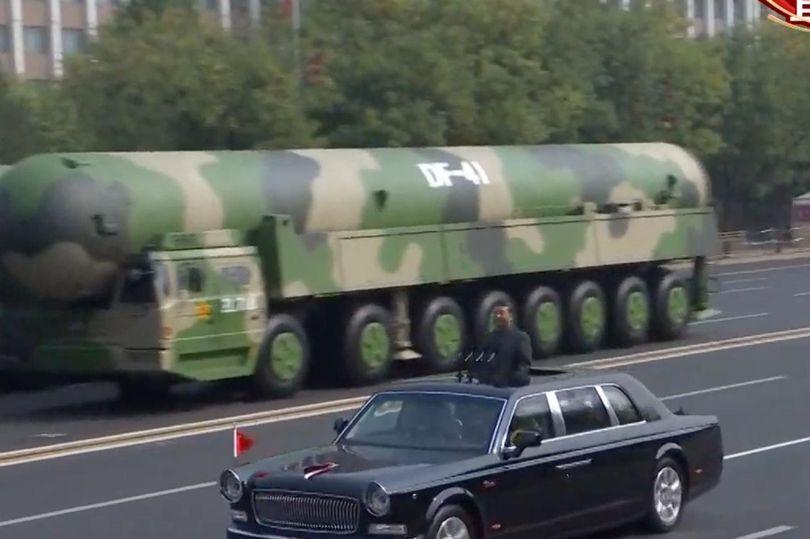 ядерное оружие Китая