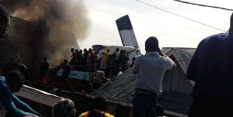 авиакатастрофа Конго