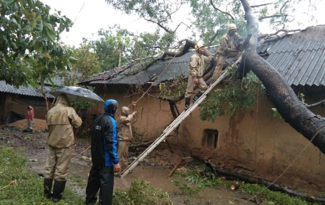 Бангладеш эвакуация