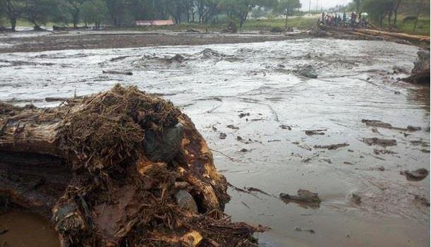 наводнение в Кении