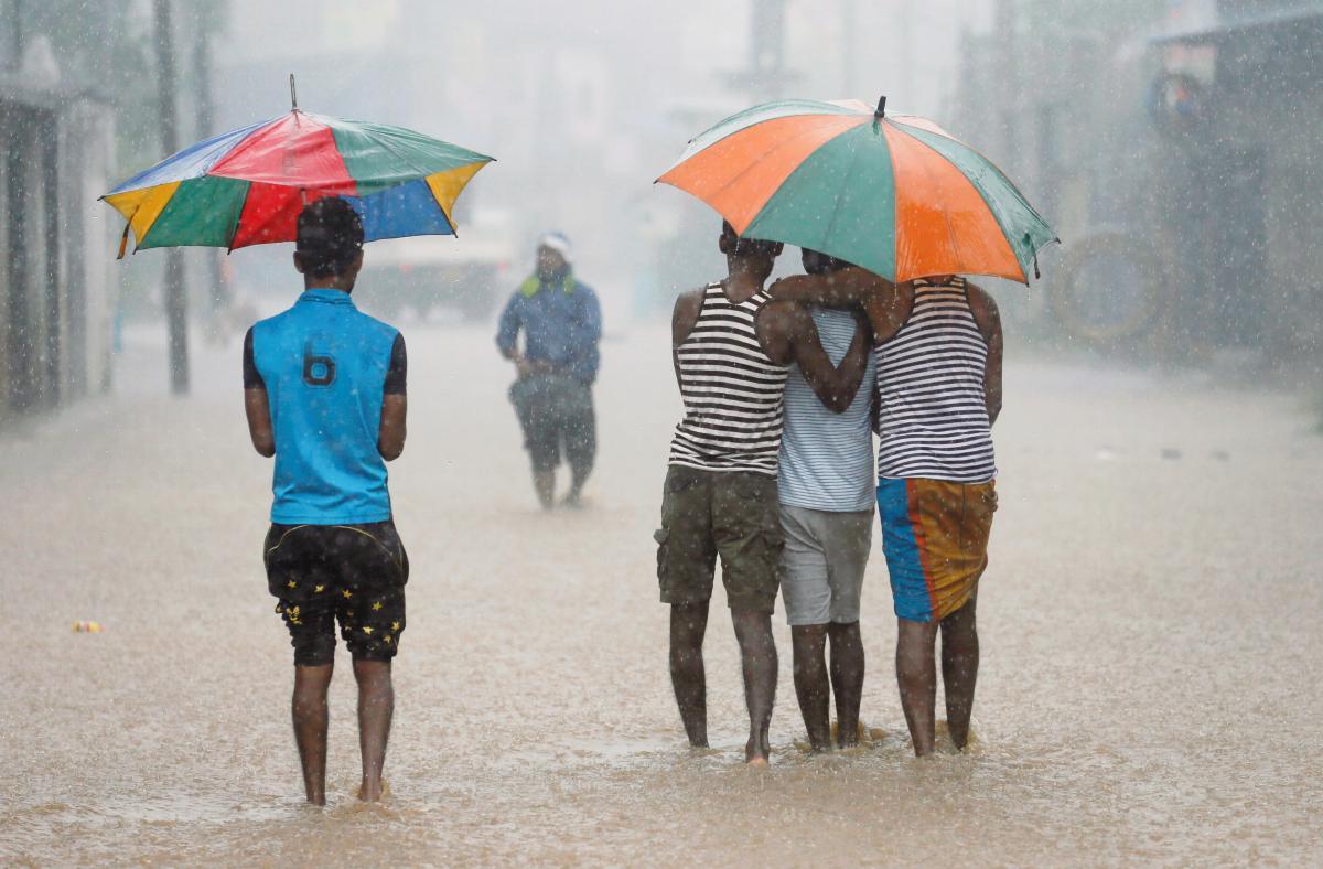наводнение в Сомали