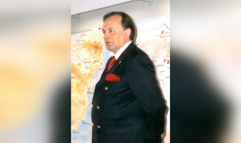 Олег Соколов.