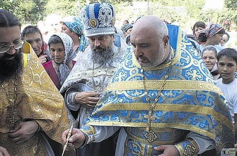 Виктор Кочмар священник