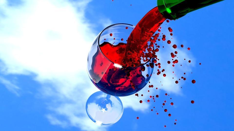 вино - в космос