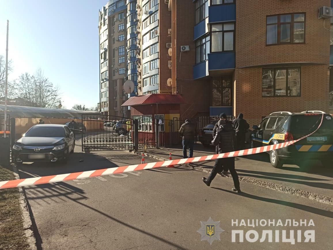 взрыв в Харькове.