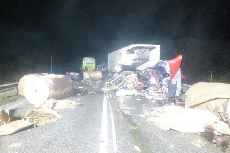 авария в Черниговской области