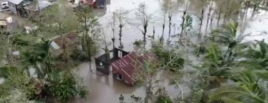 На Филиппинах растёт количество жертв тайфуна