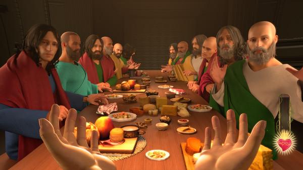 игра иисус христос