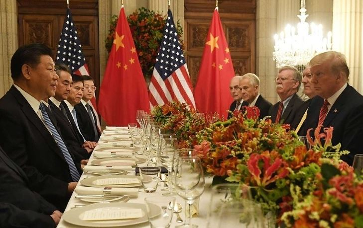 США и Китай объявили о