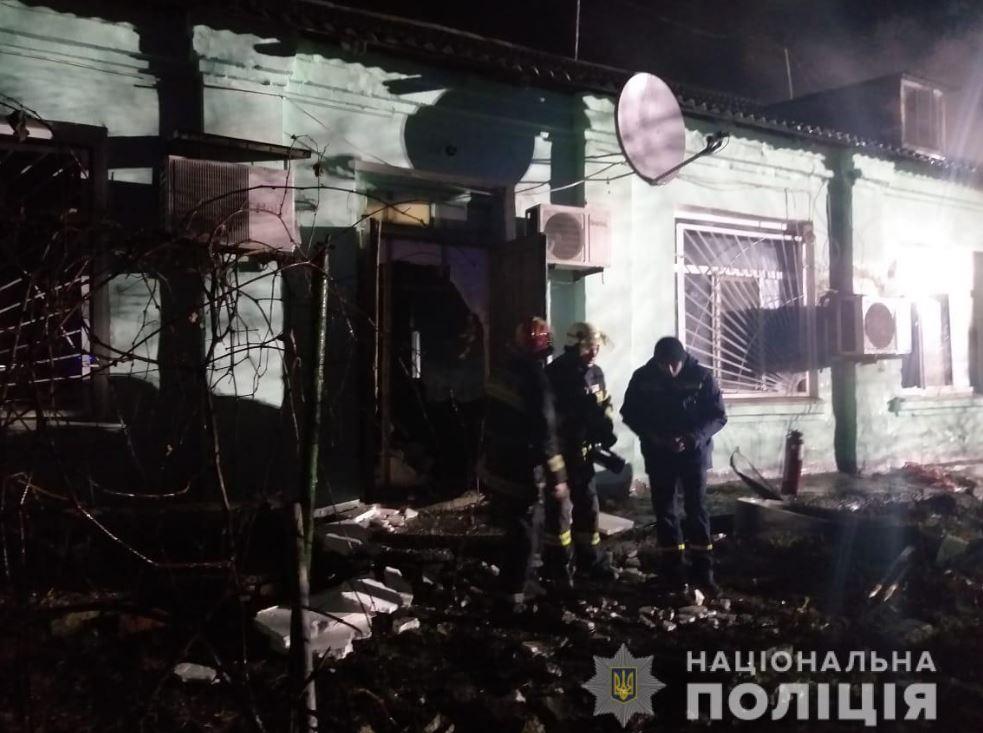 луганский пожар
