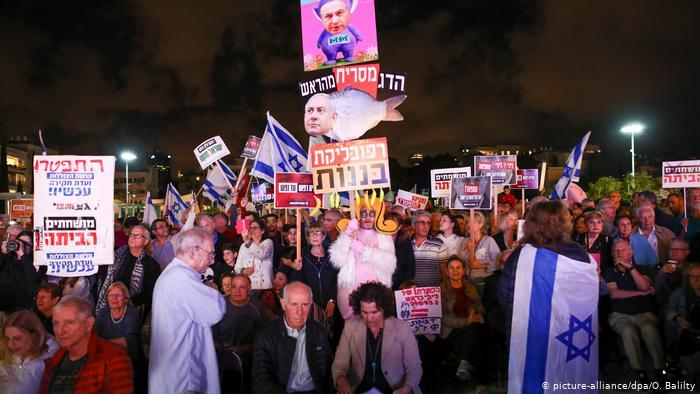 митиги в Израиле