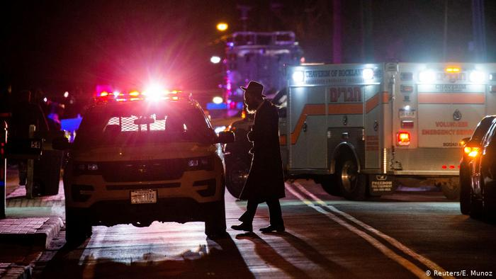 нападение на синагогу