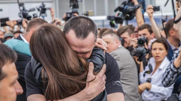 обмен пленными Украина РФ