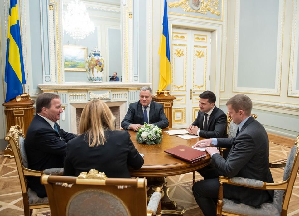 встреча с премьер-министром.