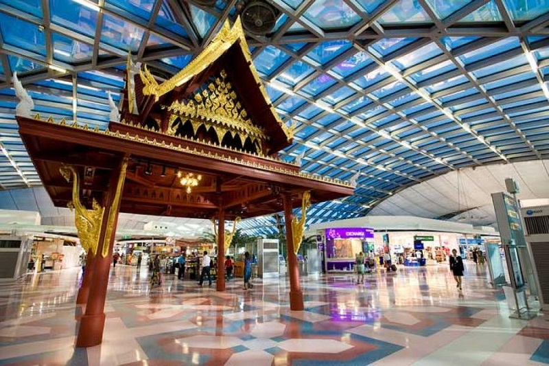 аэропорт Таиланда