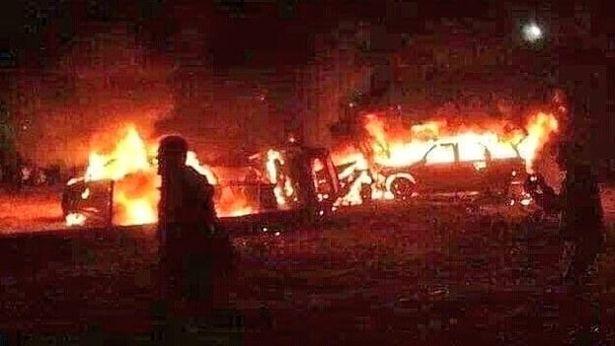 атака на Багдад