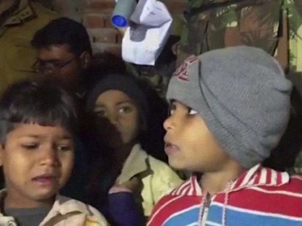 дети Индия