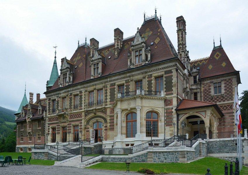 дворец Ротшильдов