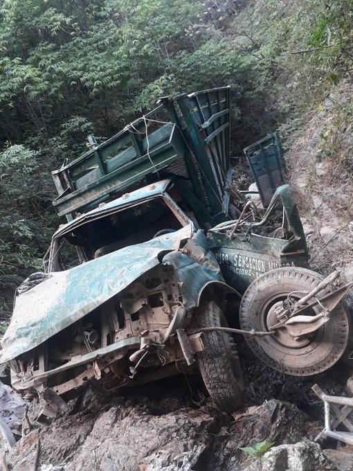 В Мексике в грузовике нашли обгоревшие тела десяти музыкантов