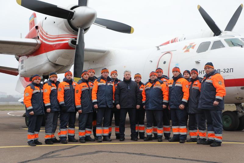 спасатели Иран