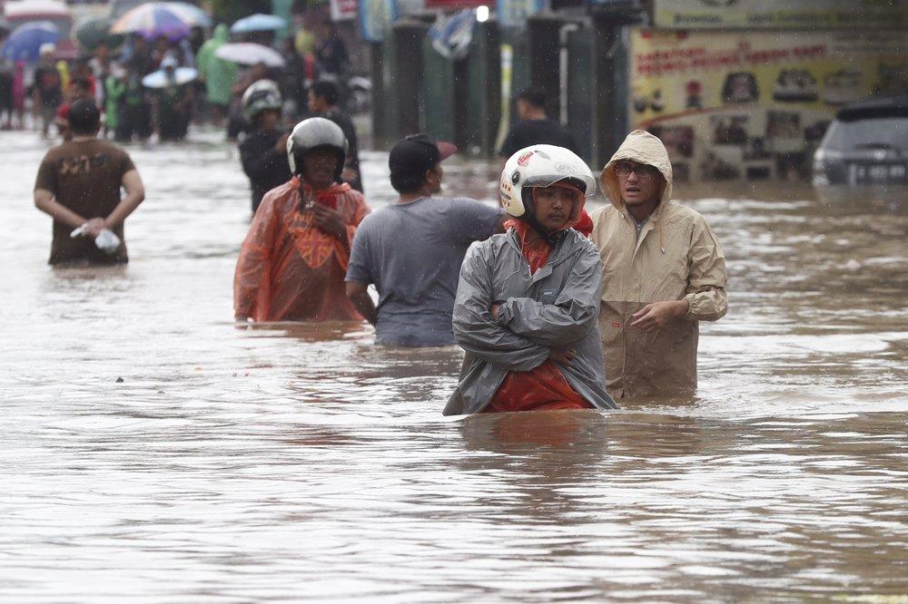 стихия индонезия.