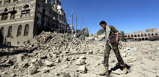 Йемен атака