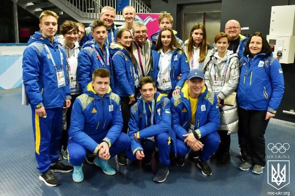 юношеская сборная Украина
