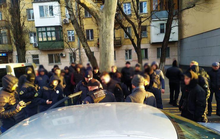 Задержание клофелинщиков в Одессе