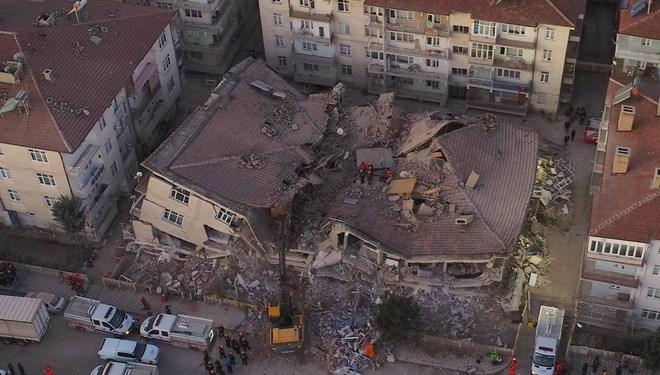 Турция вновь подверглась землетрясениям: пострадали Маниса и Элязыг