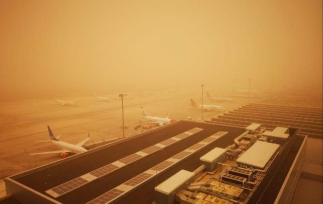 аэропорт канарские острова