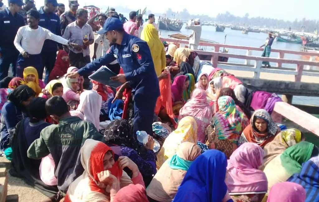 беженцы бангладеш