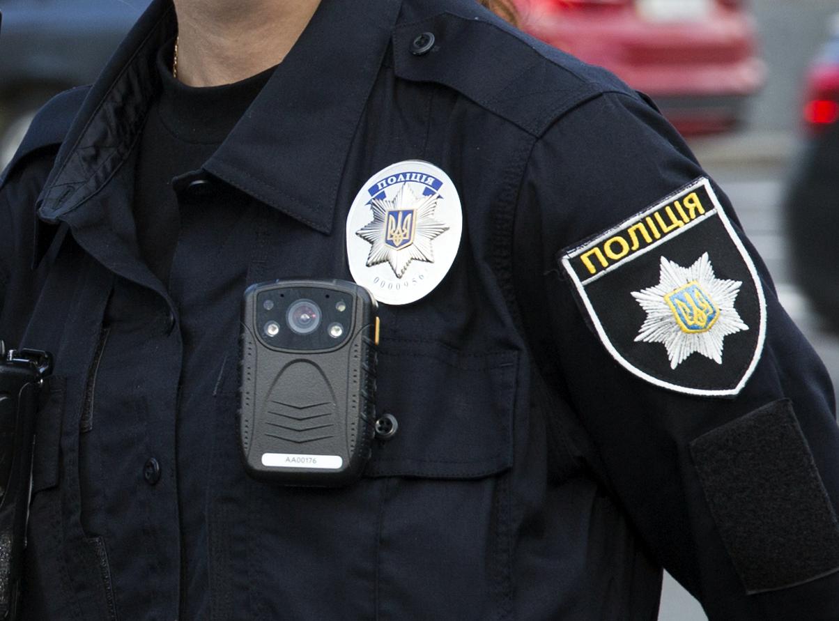 боди-камера полиция