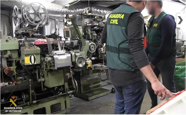 В Испании граждане Украины чуть не погибли на подземной фабрике