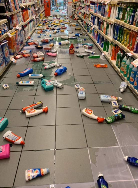 италия супермаркет