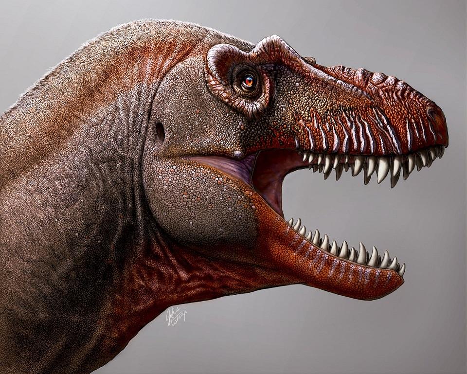 новый динозавр