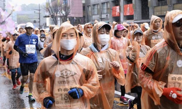 Токийский марафон