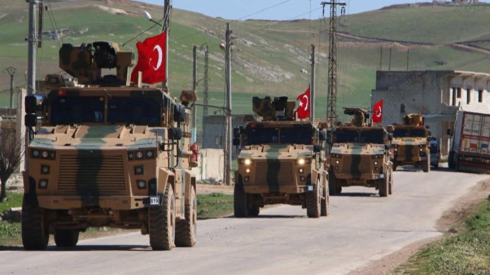 Ситуация в Идлибе: турецкие войска взяли под контроль Нейроб
