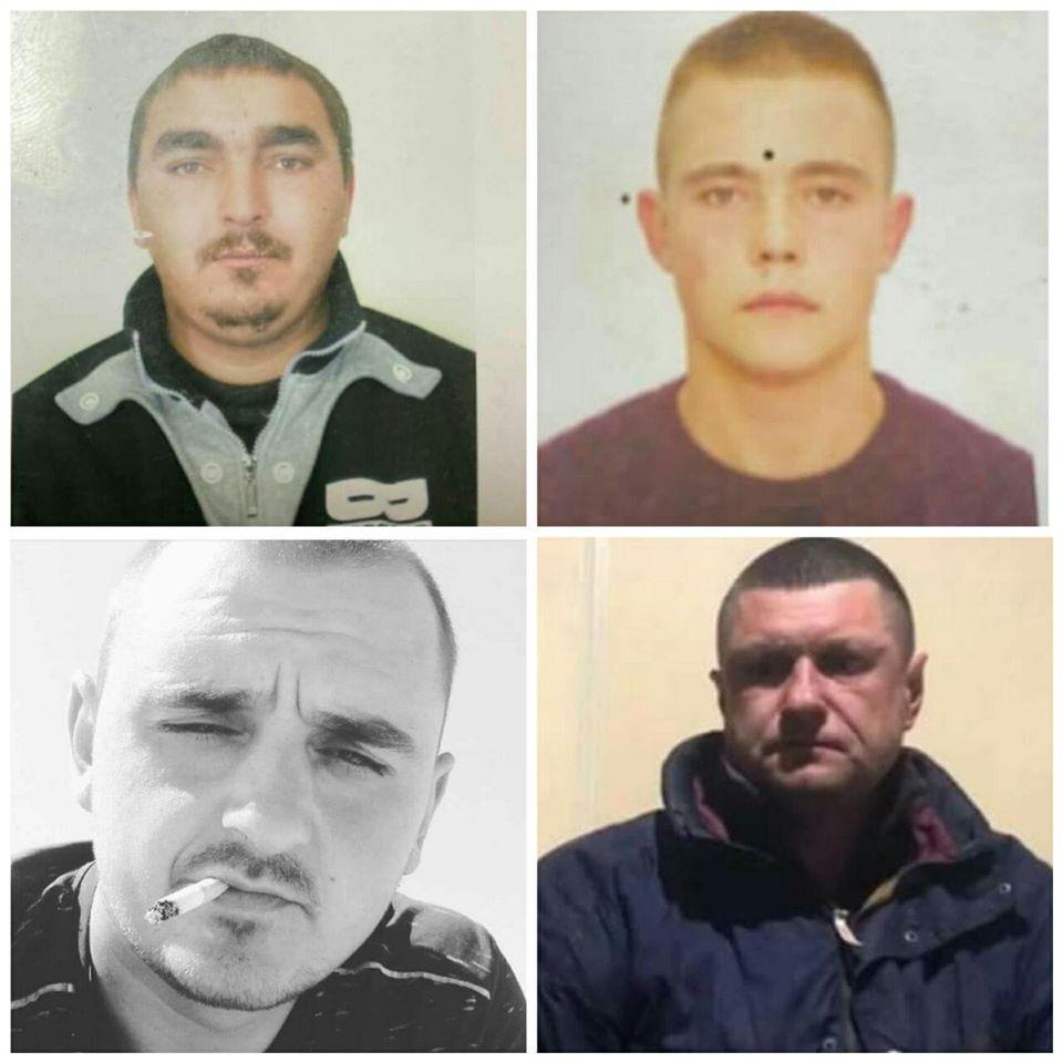 украинские рыбаки