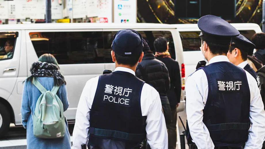В Японии казнь