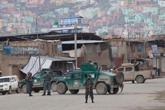 Афганистан - заложники