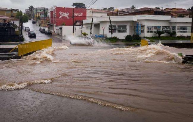 В Бразилии растёт число жертв наводнений и оползней