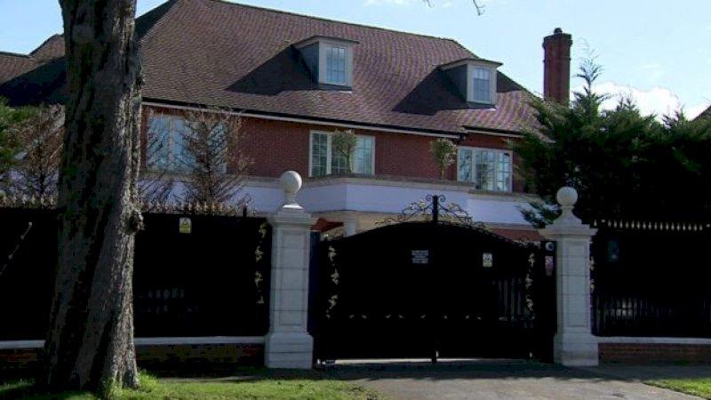 Дом Алиевых