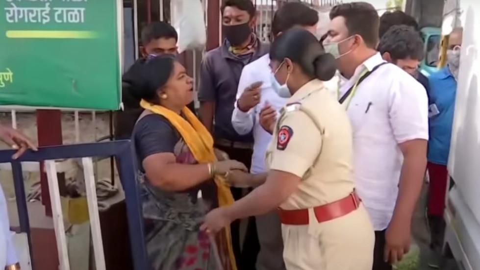 Индия - протесты