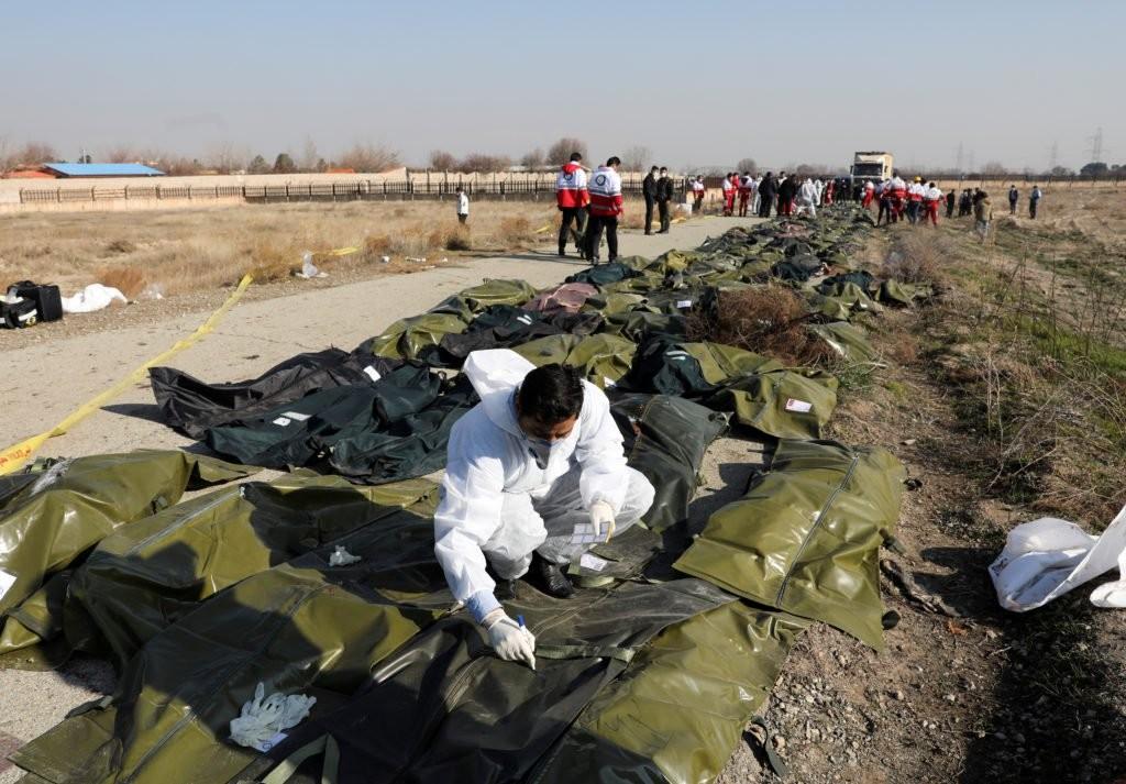 Иран авиакатастрофа