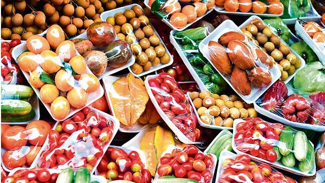 оощи и фрукты