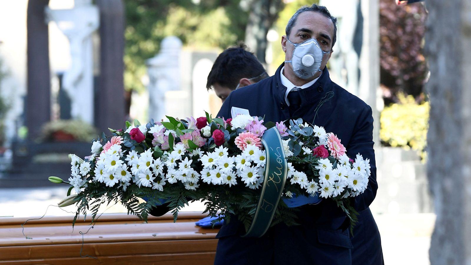 похороны Италия