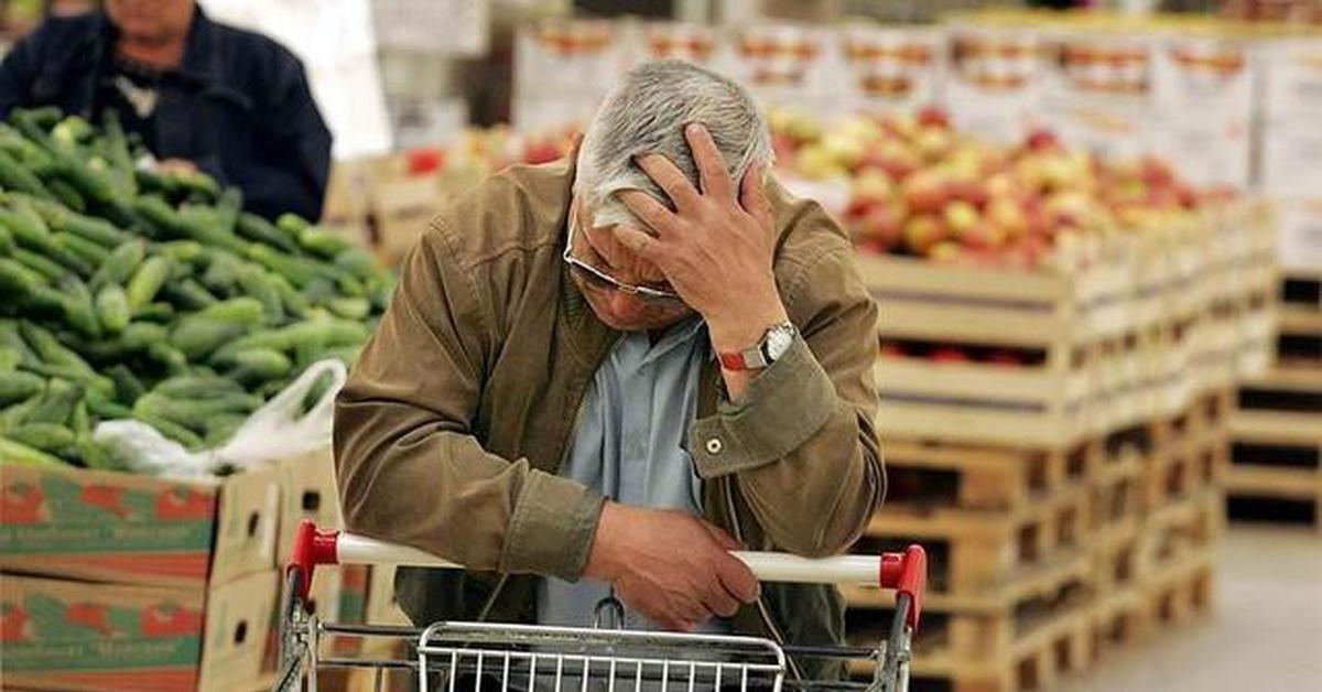 продовольственный кризис.