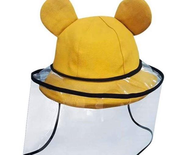 шапочка от коронавируса